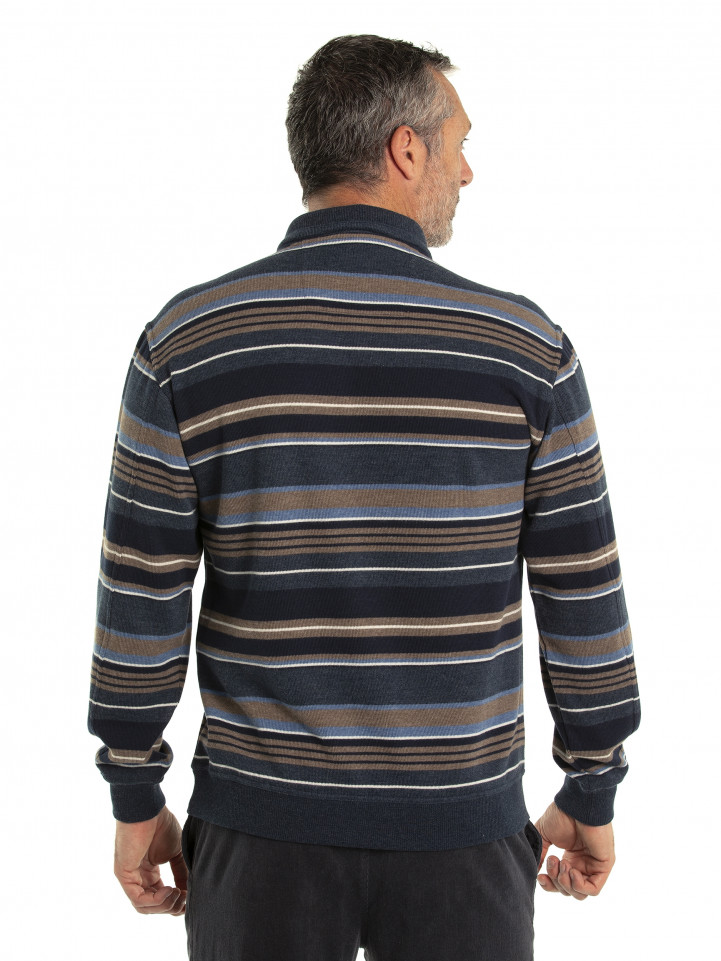 Spectre French Rib Half Zip