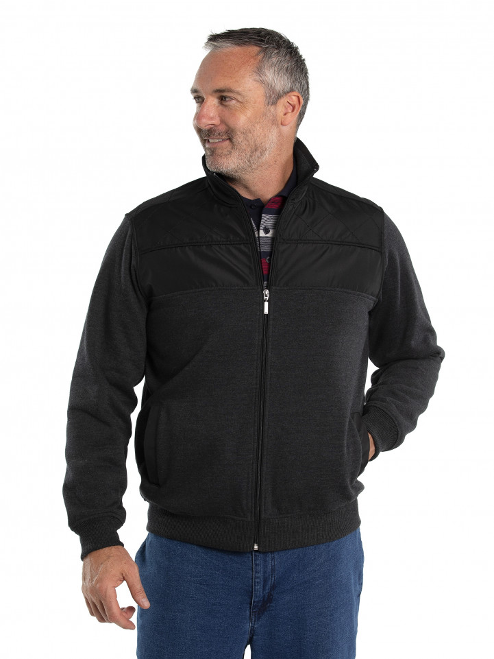 Cyril Snowy Mt Fleece Half Zip