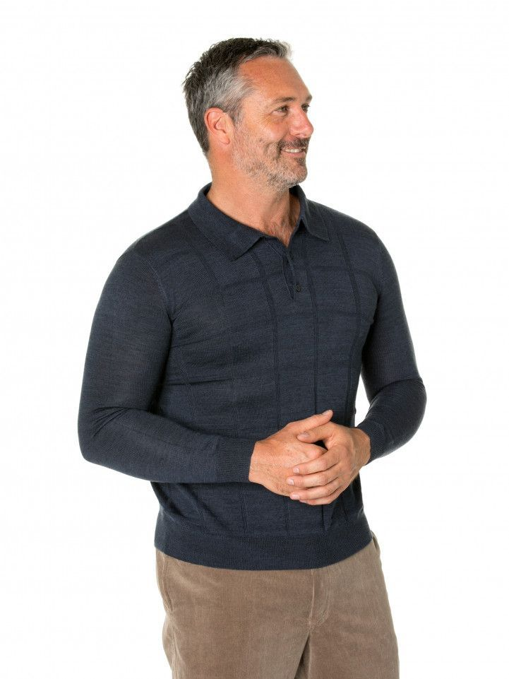 Elliot Knit Polo