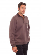 Mt Fleece Polo