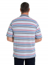 Neil 60/40 Tuck Stitch Polo