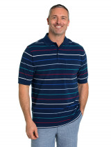 Hank Cotton Tuck Polo