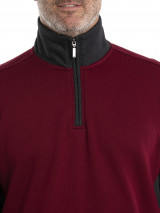 Indo Snowy Mt Fleece Half Zip