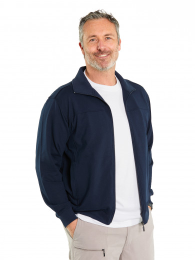 Raw Spun Cotton Jacket
