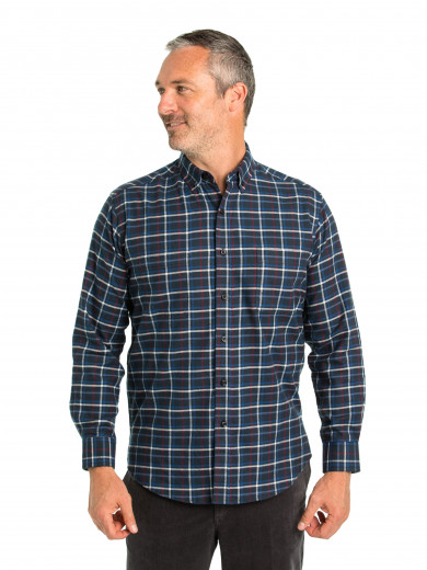 Vas Cotton Brush Shirt