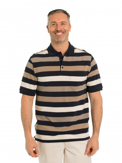 Kurt Tuck Stitch Polo