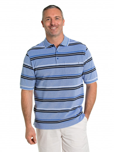 Kent Cotton Tuck Polo