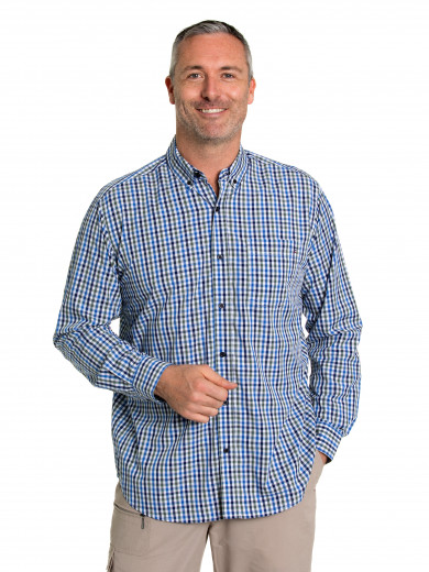Cooper Long Slv Bamboo Shirt