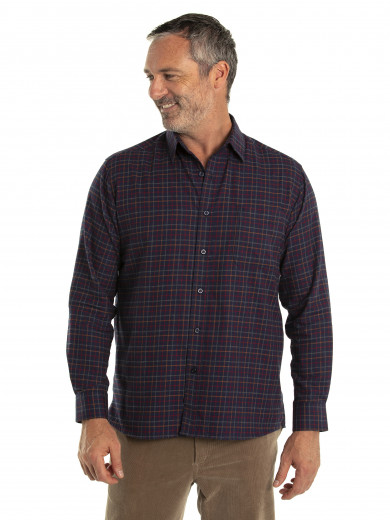 Colmar Cotton Brush Shirt