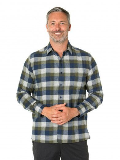 Taylor Cotton Brush Shirt