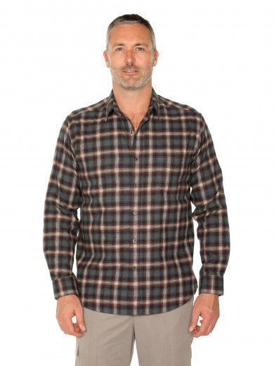 Rick Cotton Brush Shirt