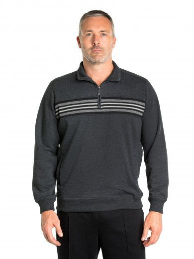 Cam Snowy Mt Fleece Half Zip