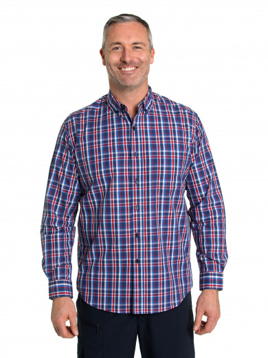 Dash Long Slv Poplin Shirt