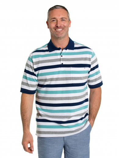 Dean Cotton Tuck Polo