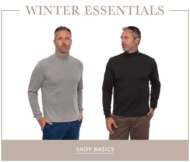 Shop winter essentials